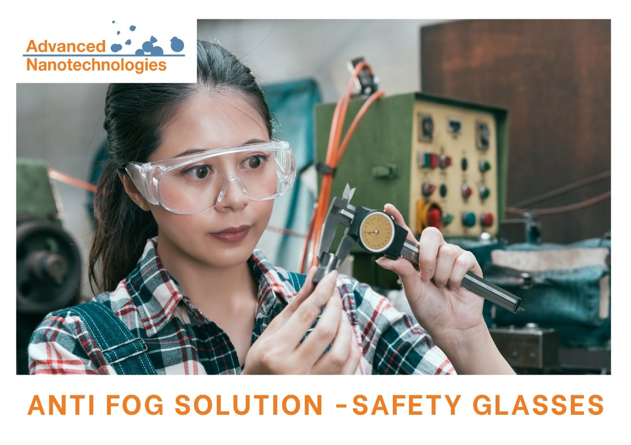 nano glass coating safety glasses