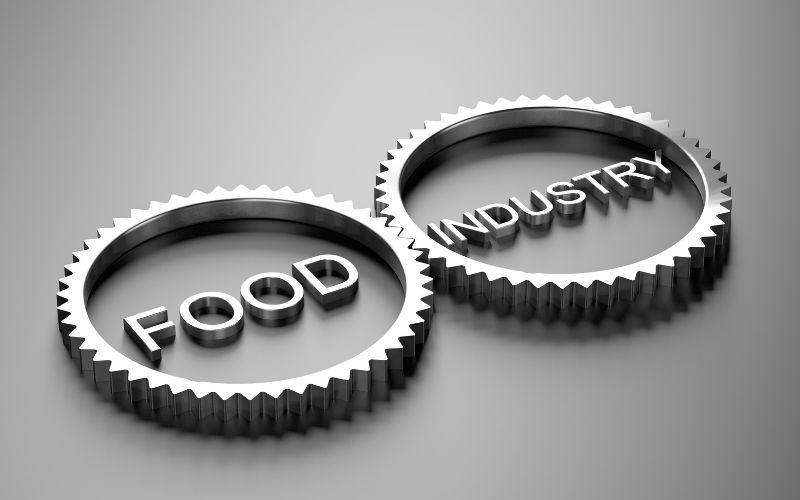 High vacuum machines in the food industry